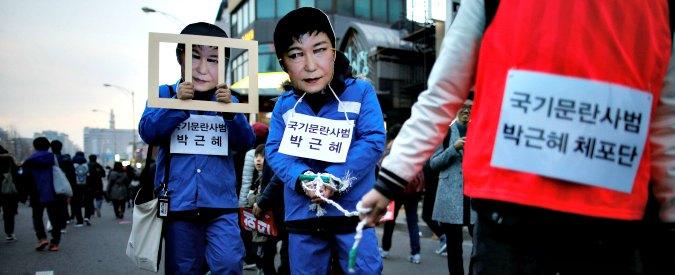 Corea del Sud, sì all'impeachment della presidente Park. Ban Ki-moon in testa ai sondaggi per la successione