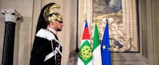 Crisi di governo, 2° giorno consultazioni. Mattarella vuole accelerare, Gentiloni due volte a Palazzo Chigi