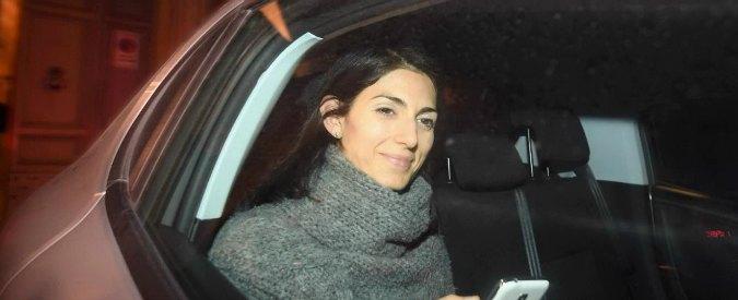 """Marra arrestato, Raggi accetta commissariamento giunta M5s: """"Via Romeo e Frongia"""". Grillo: """"Avanti tutta"""""""