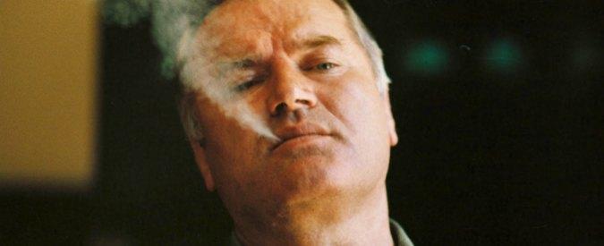 """Bosnia, Tpi chiede l'ergastolo per Ratko Mladic: """"Crimini contro l'umanità"""""""