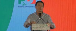 """Assemblea Pd, Renzi annuncia la scadenza naturale per il congresso: """"Siamo in fase zen"""""""