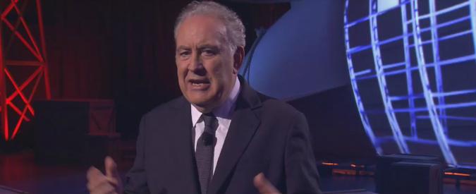 """M5S, Santoro: """"Grillo ha impedito a Di Maio di venire ospite. Il vicepresidente della Camera agisce a comando"""""""