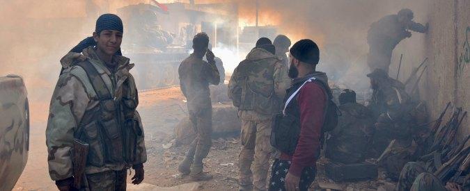 """Siria, Turchia aiuta Damasco a riprendere Aleppo e punta a controllare Al Bab: """"Vuole completare la zona cuscinetto"""""""