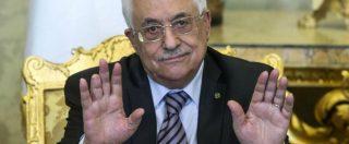 """Frasi sulla Shoah, il leader palestinese Abu Mazen si scusa: """"Fu un crimine odioso"""". Israele: """"Patetico negazionista"""""""