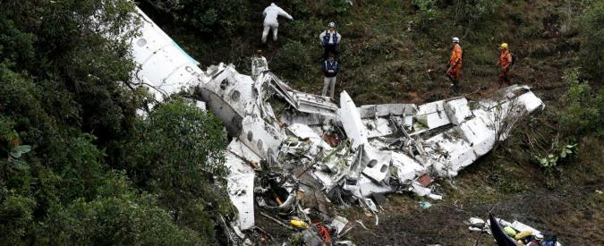 Chapecoense, arrestato direttore LaMia, la compagnia aerea del volo precipitato in Colombia