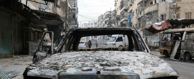 Siria, attentato Isis ad al Bab: trenta civili uccisi. Continuano i raid aerei turchi sulla città