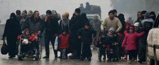 Aleppo est, spari contro convoglio. Poi riprende l'evacuazione dei civili dai quartieri della città - 3/6