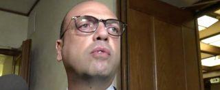 """Renzi, Alfano provoca: """"Forza Italia vuole proseguire la legislatura? Non sarà gratis"""""""
