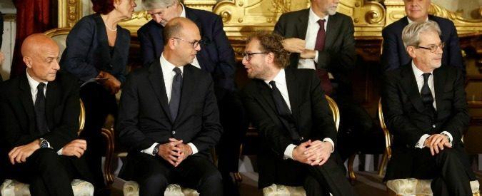 Alfano ministro degli Esteri, come l'Italia rinuncia a una politica internazionale