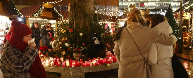 Attentato Berlino: vivo qui, potevo essere in quel mercatino. Ora però ridateci la normalità