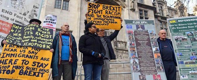 Brexit, il governo ha commesso un'azione illegale. Basta dimostrarlo