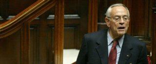 """Trattativa Stato mafia, Roberto Maroni teste: """"Previti influenzava politiche giustizia"""""""