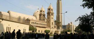 Egitto, esplosione in Chiesa cristiana copta al Cairo: almeno 25 morti e 49 feriti