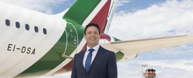 """Alitalia, l'ad annuncia piano industriale: """"Tagli per sopravvivere"""". I sindacati: """"1500 a rischio"""""""