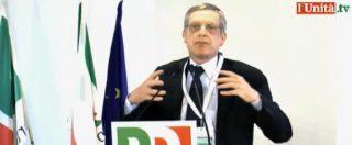 """Direzione Pd, Cuperlo a Guerini: """"Anche io non ho paura del voto, ma del risultato"""""""