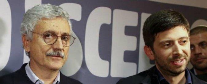 Post referendum: D'Alema, Bersani e Speranza fuori dal Pd