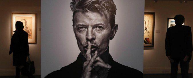 Tracce cartacee di David Bowie, Nina Simone e Syd Barrett