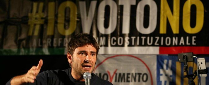 Caro Di Battista, ecco perché solo un nuovo governo Renzi può salvare l'Italia