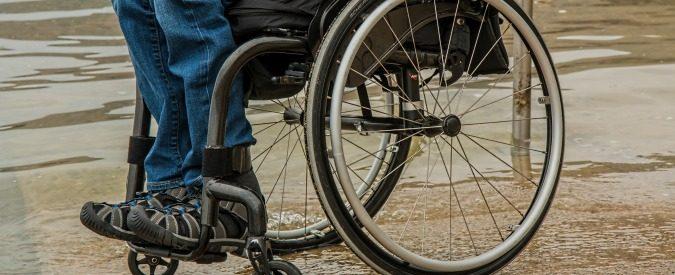 Il disabile non è buono per natura