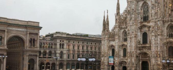 Milano, 62enne muore dopo essere precipitato da una terrazza del Duomo