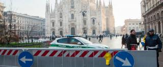 """Capodanno, piani anti-terrorismo a Roma e Milano. Minniti: """"Guardia altissima"""""""