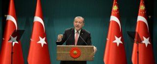 Turchia, Erdogan si prepara all'anno più difficile: pil in frenata, disoccupazione che sale, lira ai minimi. E l'incognita Trump