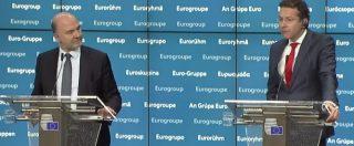 """Legge di Bilancio, Eurogruppo: """"Servono misure aggiuntive entro marzo. Possiamo aspettare il nuovo governo"""""""