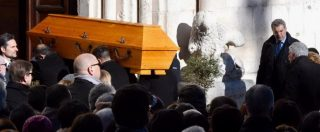 Attentato Berlino, l'addio a Sulmona a Fabrizia Di Lorenzo. Ai funerali anche Mattarella