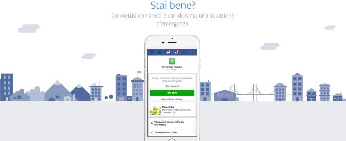 """Facebook, scatta il Safety check: """"Allarme bomba a Bangkok"""". Ma è un errore dell'algoritmo"""