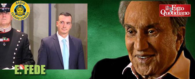 """M5s, Emilio Fede e il 'fratellastro' Rocco Casalino: """"L'ho aiutato, ma non è stato riconoscente"""""""