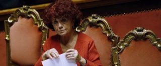 """Valeria Fedeli: """"Se avessi voluto mentire o truffare avrei scritto laurea e basta. Sconcertata da tanta aggressività"""""""
