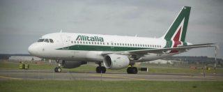 """Alitalia, scatti di anzianità bloccati per due mesi. Sindacati: """"Prima di trattare su rinnovo del contratto serve il piano"""""""