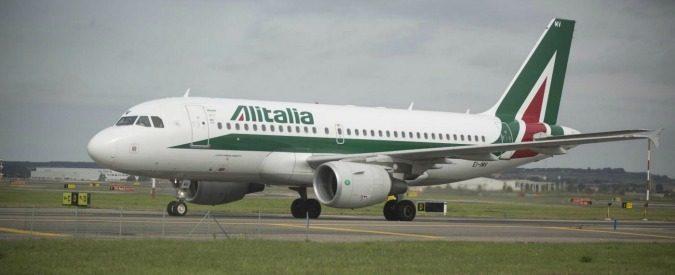 Alitalia, vendita o risanamento?