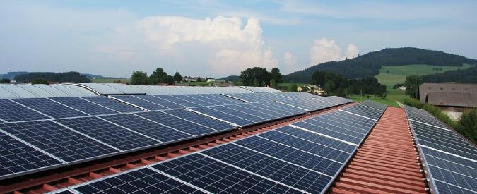Fotovoltaico, operatori all'angolo dopo la sentenza della Consulta sullo Spalma incentivi