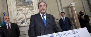 """Governo Gentiloni, il ministro scelto da Mattarella: """"Stessa maggioranza, gli altri non ci stanno"""". Lunedì la squadra"""