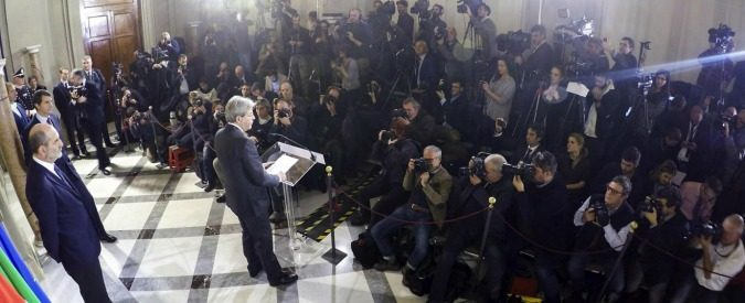 Perché il governo Gentiloni è politicamente illegittimo