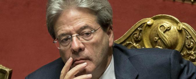 Governo Gentiloni (o Renzi-bis), ma non dovevano andarsene?