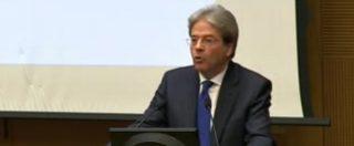 """Appalti Consip, Gentiloni: """"Massima considerazione per Lotti e Del Sette"""""""