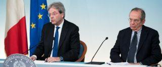 Legge di Bilancio, Ue presenta a Gentiloni il conto per la manovra di Renzi. Padoan tratta per evitare procedura di infrazione