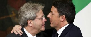 """Renzi: """"Il prossimo premier potrei non essere io. So che non posso più dettare la linea da solo"""""""