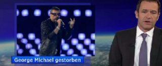 George Michael morto, la notizia della scomparsa della pop-star fa il giro del mondo
