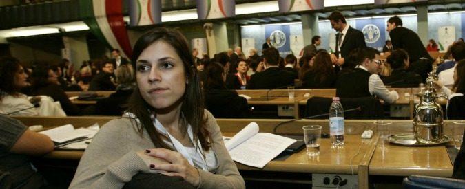 'Caro ministro Poletti, forse all'estero non l'avrebbero mai assunta'