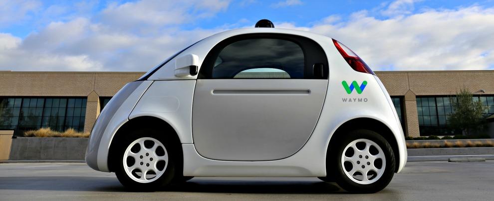 Guida autonoma, Google crea Waymo. Una nuova società per sviluppo e sperimentazione