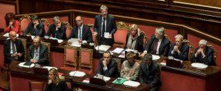 """Governo Gentiloni, fiducia anche al Senato: 169 sì. Il premier: """"L'esecutivo non è nato da amore per continuità"""""""