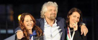 """Grillo: """"Vogliono demonizzarci, non sarò vostro comico mannaro"""". E M5s chiede Italicum anche per Senato"""