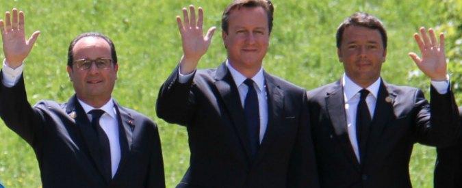 Referendum, dal Regno Unito agli Usa all'Italia puniti i governi dei Paesi in cui la crisi ha colpito di più i redditi