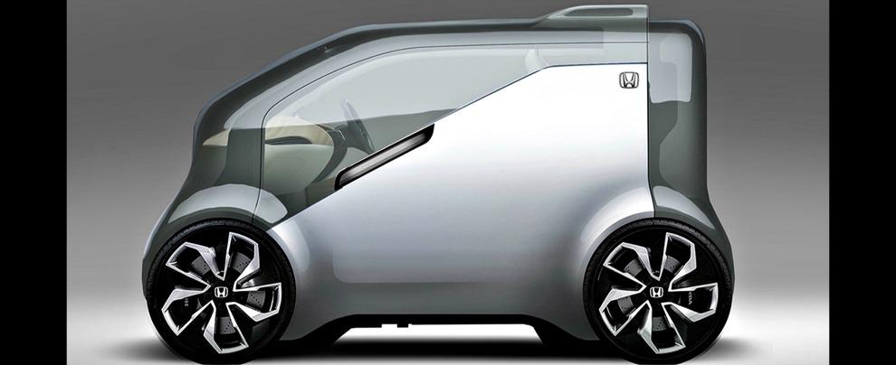 Honda Neu-V, l'auto che prova sentimenti. La nuova frontiera della guida autonoma parte da Las Vegas