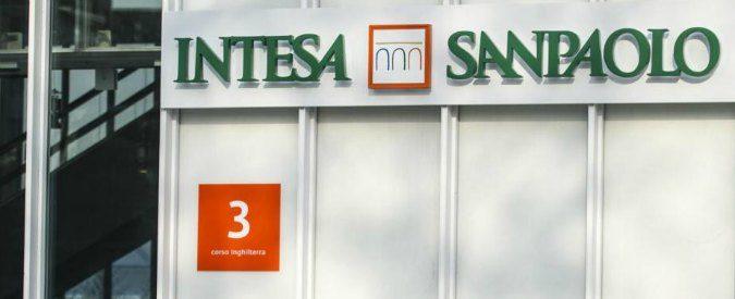 La banca italiana più pericolosa: Mps o Intesa-Sanpaolo