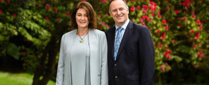 """Nuova Zelanda, il premier Key si dimette a sorpresa: """"E' ora di stare con la mia famiglia"""""""