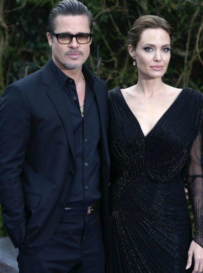 """Angelina Jolie e Brad Pitt tornano insieme? La stampa americana: """"Lui ha smesso di bere e lei avrebbe cambiato idea"""""""